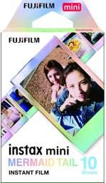 FujiFilm Instax Mermaid Tail 10 Pack Film