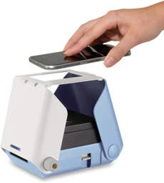 Tomy KiiPix SKY BLUE INSTAX Printer