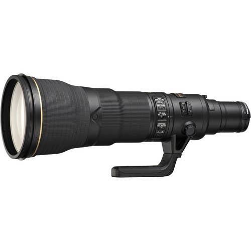 Nikon AF-S NIKKOR 800mm f/5.6E