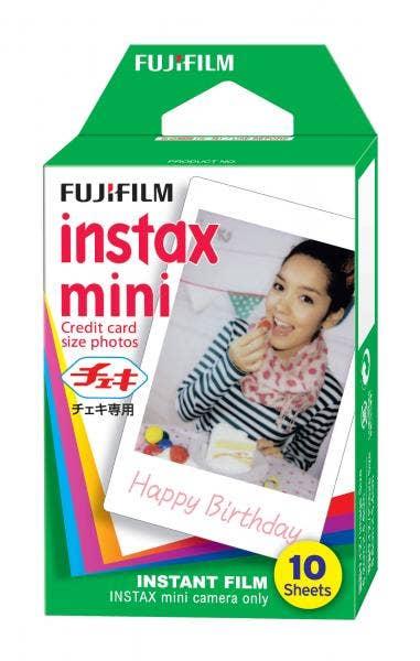 Fujifilm Instax Mini 10 Instant Film (10 Photos)