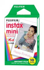 Fujifilm Instax Mini 10 Instant Film (10 Photos)