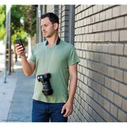 Joby 3-Way Camera Strap  (500117)