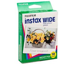 Fujifilm Instax Wide Instant Film - 10 Sheets   (84525)