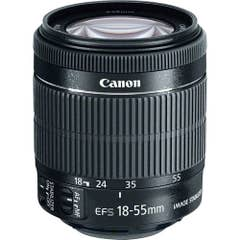 Canon EF-S 18-55mm IS STM f/4-5.6 Lens