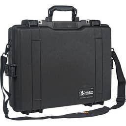 Pelican 1495 Case with Foam - Black