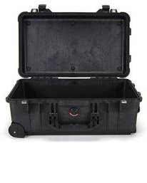 Pelican 1510 Case without Foam - Black