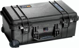 Pelican 1510 Case with Padded Dividers - Black
