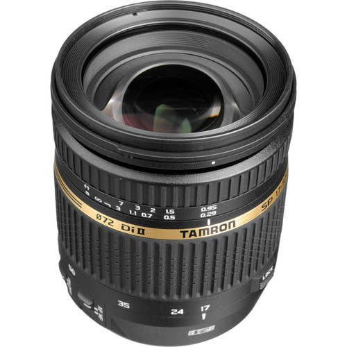 Tamron SP AF 17-50mm F2.8 XR Di-II LD Aspherical (IF) Lens - Canon Mount