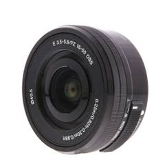 Sony E Mount 16-50mm f/3.5-5.6 OSS Lens for NEX