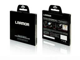 Larmor Universal 3.0 Inch LCD Glass Screen Protector