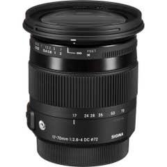 Sigma 17-70mm f/2.8-4 DC Macro OS Contemporary Lens for Canon