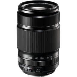 Fujifilm Fujinon XF 55-200mm f/3.5-4.8 R LM OIS Lens (73999)