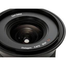 Zeiss Distagon Touit 12mm f/2.8 Lens for Fujifilm X Mount