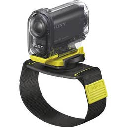 Sony AKAWM1 Wrist Mount Strap for Action Cam