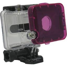 Polar Pro Cube Snap On Magenta Filter for GoPro Hero 3