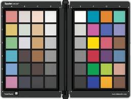 DataColor SpyderCheckr Color Reference Tool  (58.4233)