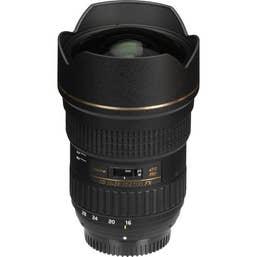 Tokina AT-X 16-28mm F2.8 Pro FX Lens for Nikon Mount (1628PROFXNIK)