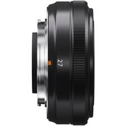 Fujifilm XF 27mm f/2.8 Pancake Lens - Black