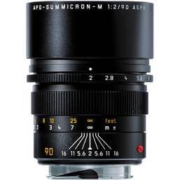 Leica APO-Summicron-M 90mm F2 ASPH Lens