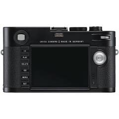 Leica M (Typ 240) Camera Body - Black Paint 10770