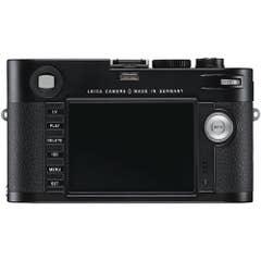 Leica M (Typ 240) Camera Body - Black Paint 10770
