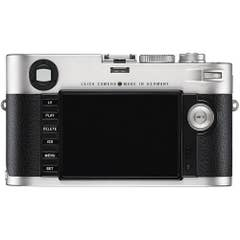 Leica M (Typ 240) Camera Body - Chrome  -   10771