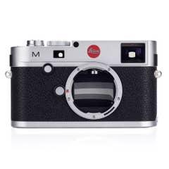 Leica M (Typ 240) Camera Body - Chrome  -   10771
