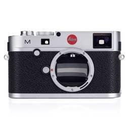 LEICA - M (Typ 240) - Silver Chrome (Ex Display)