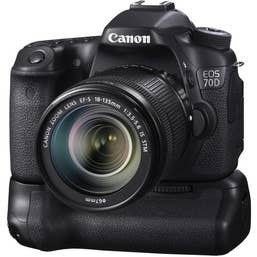 Canon BG-E14 Battery Grip for EOS 70D