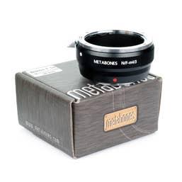 Metabones Nikon F to Micro 4/3  (MB_NF-m43-BM2)  MB-005