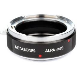 Metabones ALPA to Micro 4/3  (MB_ALPA-m43-BM1)  MB-006