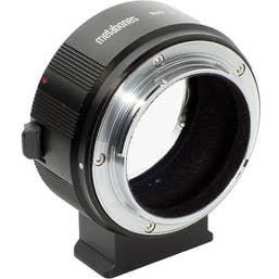 Metabones Nikon F to E-mount Adaptor    (MB_NF-E-BT2)   MB-017