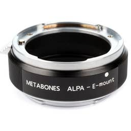 Metabones ALPHA to E-mount    (MB_ALPA-E-BM1)   MB-018