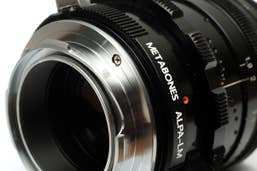 Metabones ALPA KERN to Leica M (not Sony Alpha)  MB_ALPA-LM-BM1  (MB-020)