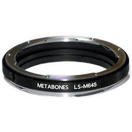 Metabones Mamiya 645 Lens to Leica S2     (MB_M645-LS-BM1)   MB-023