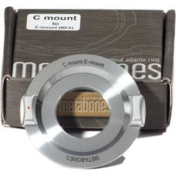 Metabones C mount to E mount   (MB_C-E-CH1)   MB-045