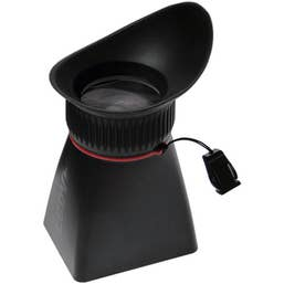 Kinotehnik LCDVF 4/3 Viewfinder for selected Canon, Nikon, Pentax DSLRs and Sony ILDC