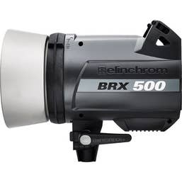 Elinchrom BRX 500 Head With Protection Cap