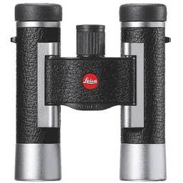 Leica 10x25 Ultravid Binocular - Silverline