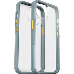 LifeProof SEE Case for Apple iPhone 13, ZEAL GREY - 77-85678