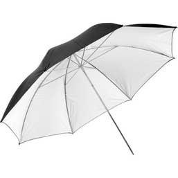 Elinchrom Pro Umbrella White 85cm with Black Backing