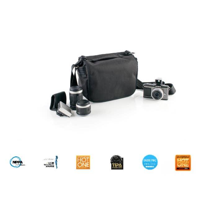 Think Tank Photo Retrospective 5 Shoulder Bag - Black   TT742