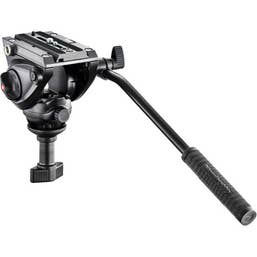 Manfrotto MVH500A Pro Fluid Video Head with 60mm Half Ball