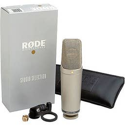 Rode NT1000 - Large Diaphragm Condenser Microphone