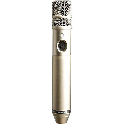Rode NT3 Microphone   (1-RODNT3)