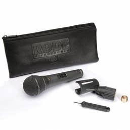 Rode M1-S Dynamic Handheld Stage Microphone