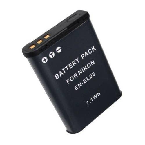 INCA Battery Replacement Nikon EN-EL23 Li-Ion 3.8v approx 1700mAh