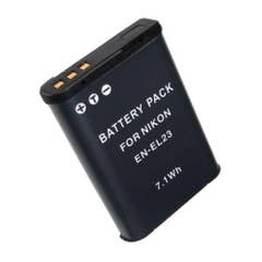INCA Battery Replacement Nikon EN-EL23 Li-Ion 3.8v approx 1700mAh