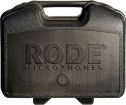 "Rode RC5 Hard Plastic Road Case for Rode 1/2"" Cardiod Condenser Microphone"