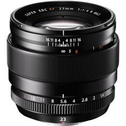 Fujifilm XF 23mm f/1.4 R Lens (74048)